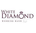 White Diamond Wedding Band Icon