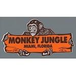 Monkey Jungle Icon