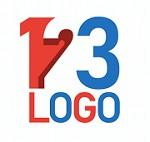123 Logo Icon