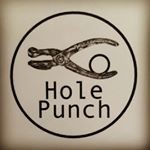Hole Punch Bali Icon