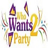 Who Wants 2 Party Icon