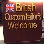 British Custom Tailors Icon