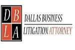Dallas Business Litigation Attorney Icon