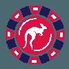 Australia Gambler Icon
