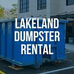 Lakeland Dumpster Rental Icon