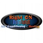 Right On Air Conditioning And Heating Icon