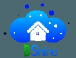b shine home Icon