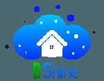 b shine home Icon