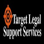 Target Legal Support Services Icon