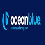 Ocean Blue Fishing Icon