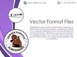 Vector Format Files Icon