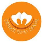 Orange Family Dental Icon