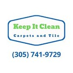 Keep It Clean Carpets And Tile Icon