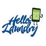 Hello Laundry Icon