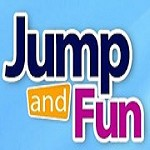 Jump and Fun Icon