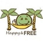 Happy & Free Icon