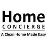 Home Concierge House Cleaning Service Icon