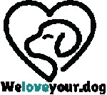 We Love Your Dog Icon