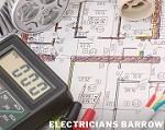 Electricians Barrow Icon