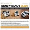 Desert safari Dubai Icon