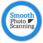 Smooth Photo Scanning Services Icon