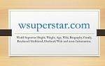 World Super Star Information Icon