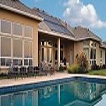 Solar Pool Heating Icon