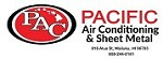 Pacific Air Conditioning & Sheet Metal, LLC Icon