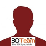 3D Team NZ Icon