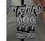 Triple 222 Tattoo  Icon