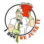 1-866-WE-JUNK-IT Icon