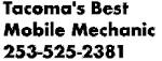 Tacoma's Best Mobile Mechanic Icon