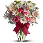 Happy Flowers Icon