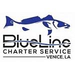 Blue Line Charter Service Icon