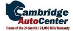 Cambridge Auto Center Icon