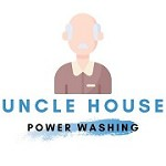 Uncle House Power Washing Icon