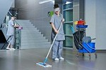 Cali Building Janitorial Icon