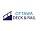 Ottawa Deck and Rail Icon