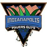 Indianapolis Pavers Guys Icon
