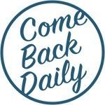 Come Back Daily CBD Riverhead Icon