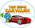 Top Gear Car Wash Icon