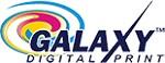 Galaxy Digital Print Icon