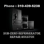 Sub-zero Refrigerator Repair Houston Icon