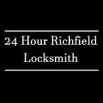 24 Hour Richfield Locksmith Icon