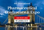 4th International Pharmaceutical Conference and Expo Icon