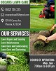 Lawn Care and Maintenance Phoenix | Oscars Lawn Care Icon
