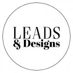Leads & Designs Icon