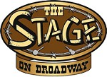The Stage on Broadway Icon