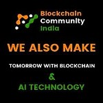 Blockchain Community India Icon