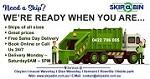 Skip a Bin - Waste Rubbish Removal - Bin Hire Services Icon